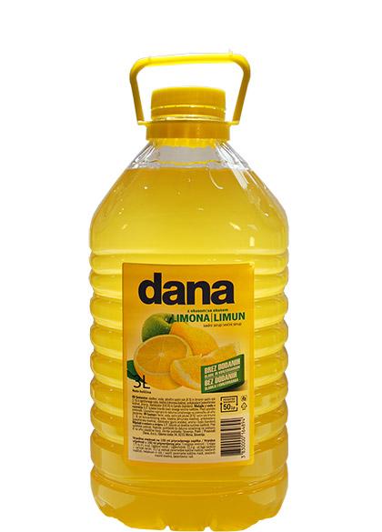 DANA, sadni sirup, limona