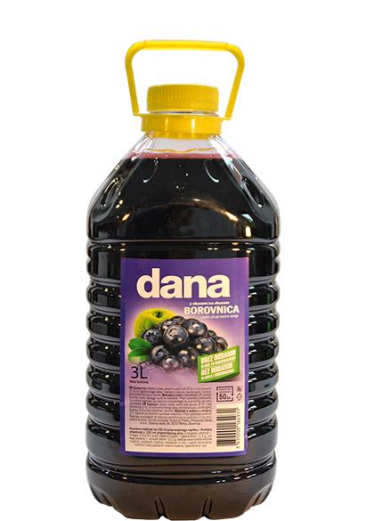 DANA, fruit syrup, blueberry