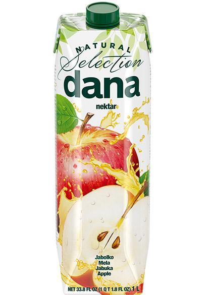 DANA nektar 50 %, jabuka
