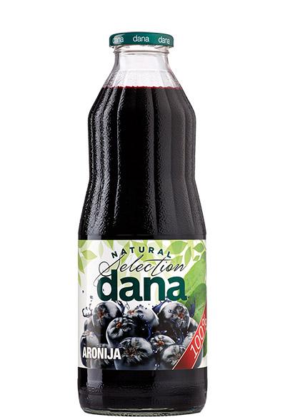 DANA 100% juice, aronia