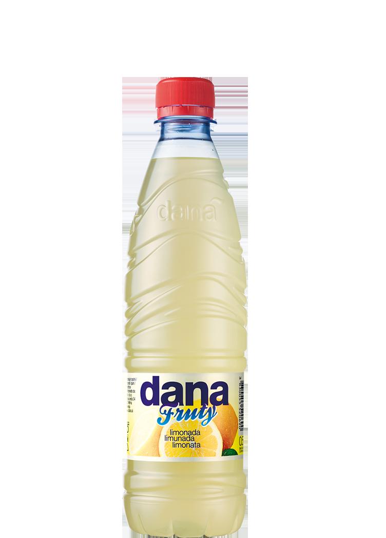 DANA FRUTY fruit drink 3%, lemon