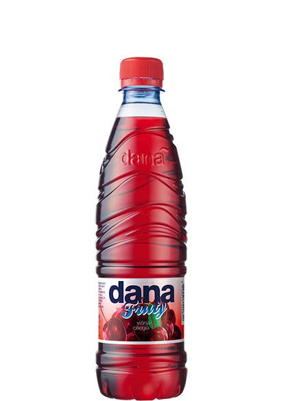 DANA FRUTY voćno piće 3 %, višnja