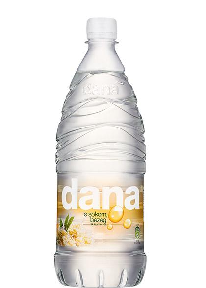DANA voda s sokom, bezeg & kumkvat