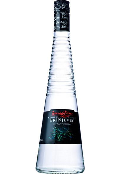BRINJEVEC, natural juniper spirit, 40 %,