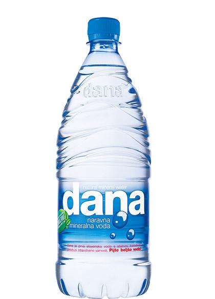 DANA natural mineral water